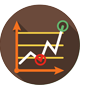Business Intelligence Reporting icon