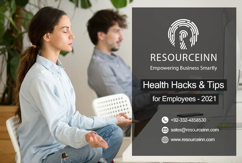 healthy lifestyle for employees
